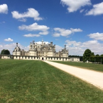 Chateaux de Chambord, Loire Valley